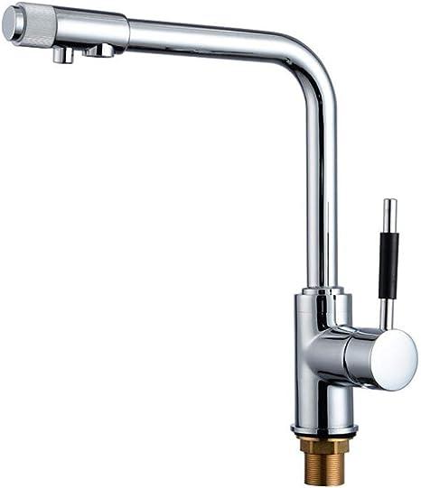 GZ Cocina fría y Caliente Purificador de Agua Pura Tanque de Agua ...