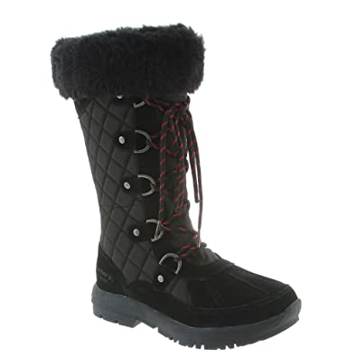 Amazon.com | BEARPAW Quinevere Tall Waterproof Boot For Women | Snow Boots