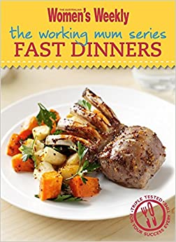 Book Fast Dinners (The Australian Women's Weekly Minis)