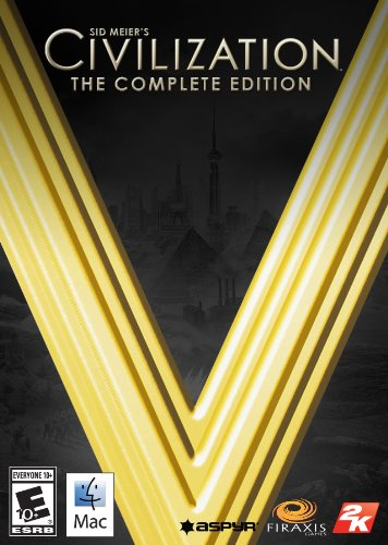 Sid Meier's Civilization V: The Complete Edition [Online Game Code] (Civ V Brave New World Best Civ)