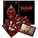 1 X Berserk Playing Cards