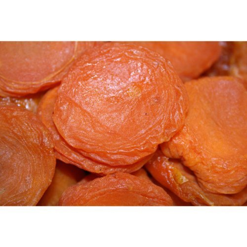 Dried Apricots California, 10lbs by Bayside Candy