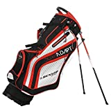 Dunlop Org Golf Stand Bag Case Carry Strap Holdall Divider Sports Accessories