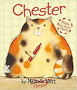 Chester The Cat
