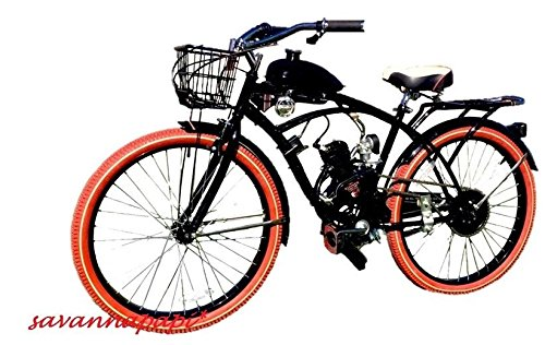 gas bicycle - 2