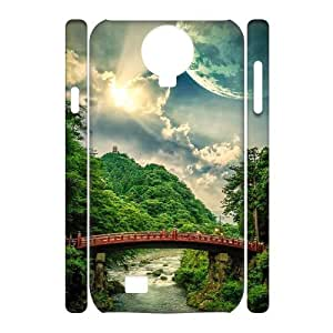 Landscape 3D-Printed ZLB568644 Brand New 3D Cover Case for SamSung Galaxy S4 I9500