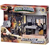The Corps Total Soldier Battle Zone Command Station Playset