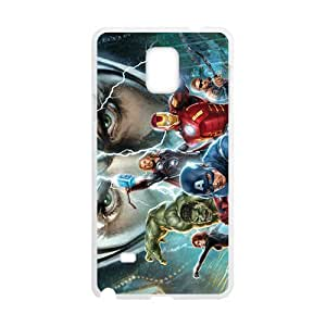 The Avengers Cell Phone Case for Samsung Galaxy Note4