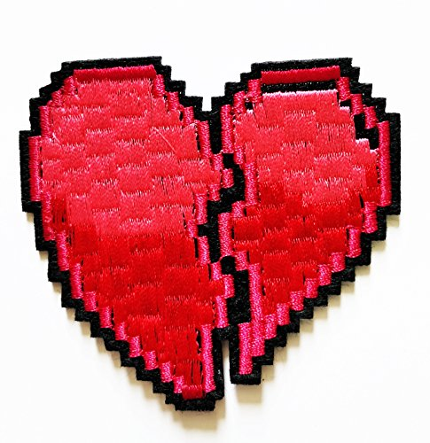 How to buy the best broken heart patches for jackets?