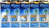 Waterpik Sensonic Toothbrush Compact Brush Head, SRSB-3W (Pack of 15 Brushes) For Sale