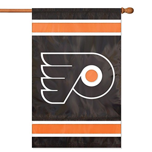 Party Animal Philadelphia Flyers Banner NHL Flag