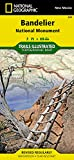 Bandelier National Monument (National Geographic Trails Illustrated Map)