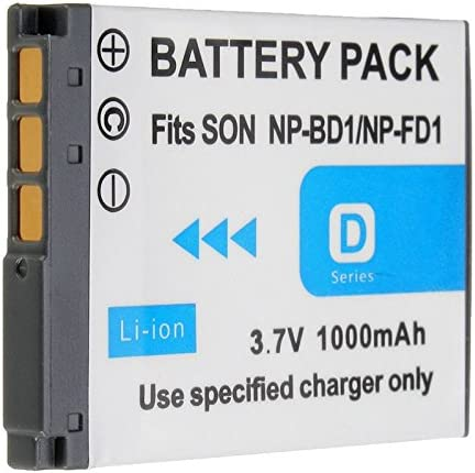 NP-BD1 NP BNP-FD1 NP FD1 1200mAh 3.7V Camera Battery For SONY DSC T300 TX1 T900 T700 T500 T200 T77 T90 T70 T2 G3 S930