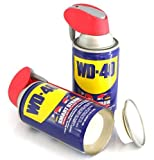 WD-40 Diversion Stash Can Safe Model: Tools & Home Improvement
