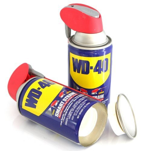 WD-40 Diversion Stash Can Safe Model: Tools & Home Improvement by Home & Tools (Image #1)