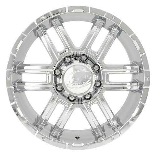 Ion Alloy 179 Chrome Wheel (18x9''/5x127mm) by ION (Image #3)