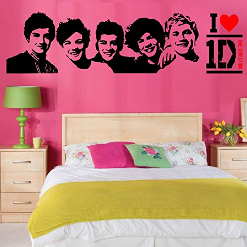 one direction vinyl decal - 4