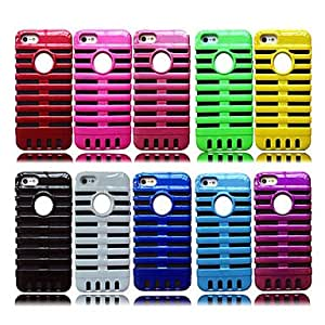2-in-1 Mic Style Case for iPhone 5