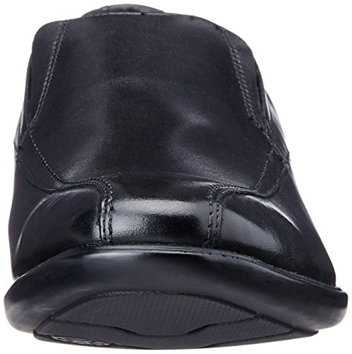 on Slip Step Nero ClarksGosworth Uomo Black Leather Chiuse 7wqfZ