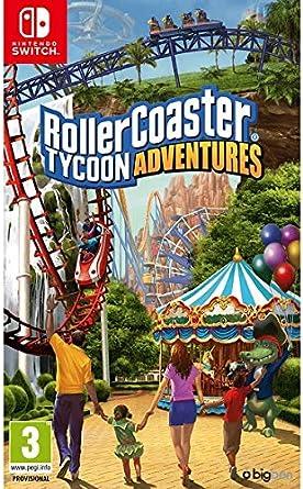 Rollercoaster Tycoon Adventures: Amazon.es: Videojuegos
