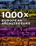 img - for 1000x European Architecture book / textbook / text book