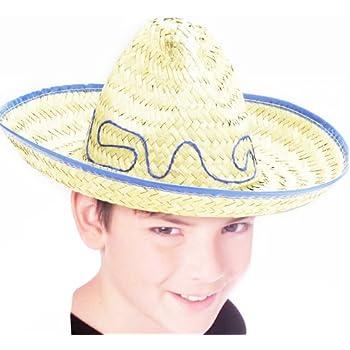0e715f34f69 Forum Novelties Child Size Mexican Sombrero Western Straw Costume Hat