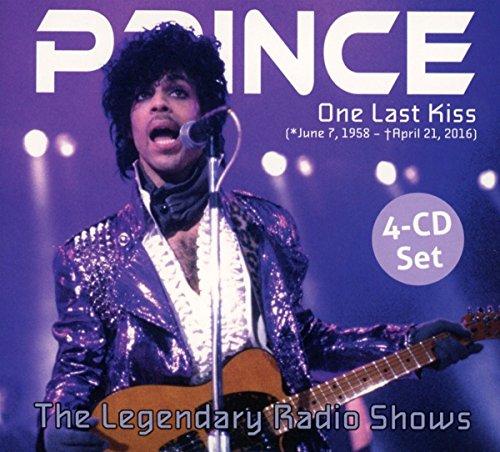 One Last Kiss: Live Radio Broadcasts (Prince Live Cd)