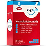 ALGALIFE Astaxanthin Icelandic 12mg, 30 Count Review