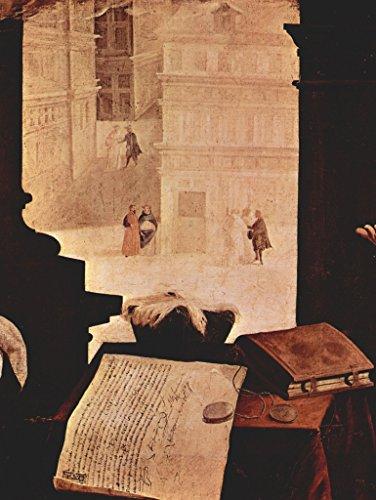 Lais Jigsaw Francisco de Zurbarán - Altarpiece of The Colegio Mayor of Santo Tomás in Seville, Scene: Apotheosis of St. Thomas Aquinas, Detail 1000 Pieces