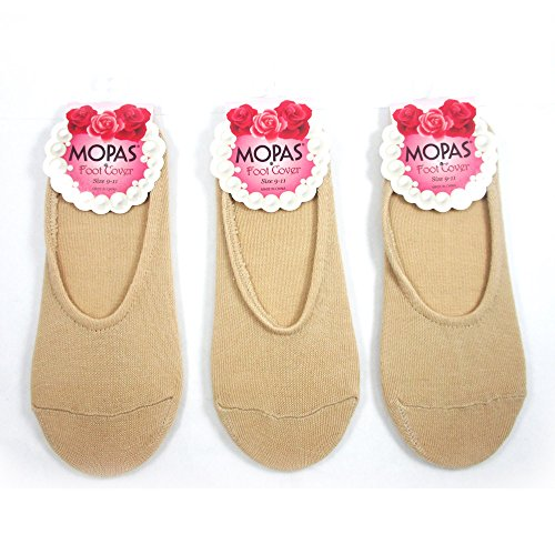 Pairs Womens Covers Footies Liners