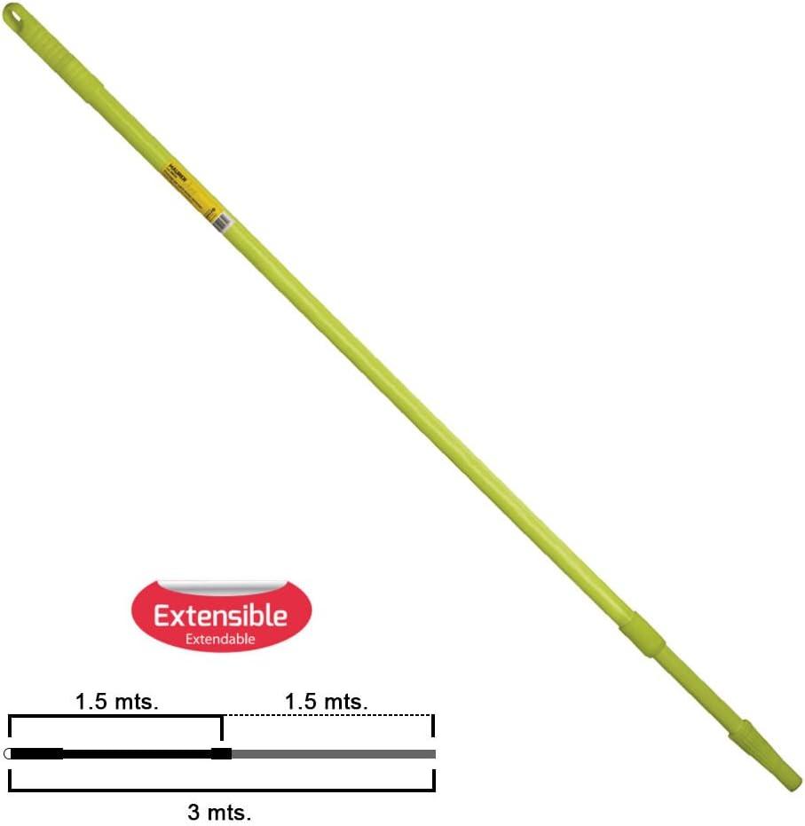 Mango Metalico Extensible Multiusos 3 metros Maurer 12030090