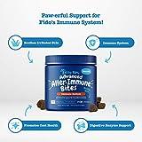 Zesty Paws Advanced Allergy Immune Supplement for
