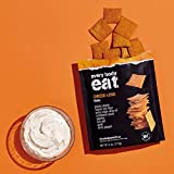 Every Body Eat Snack Thins, Cheese-less
