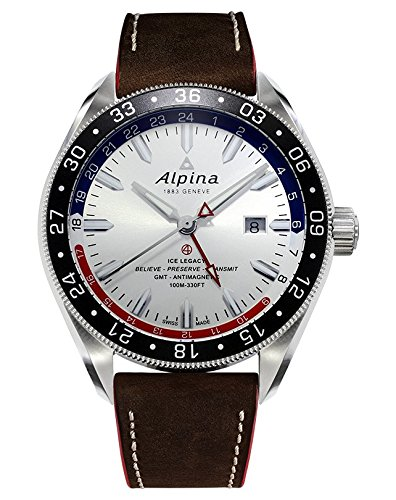 Alpina Alpiner GMT 4 AL-550SRN5AQ6