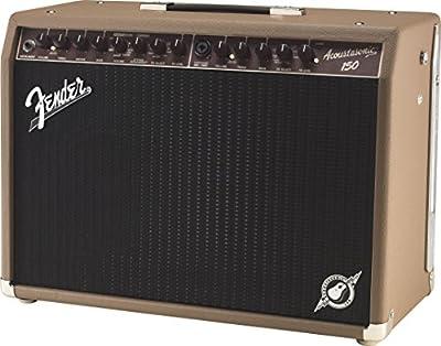 Fender Acoustasonic 150 -150-Watt Acoustic Guitar Amplifier