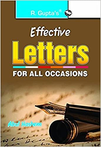 Book Effective letters for all Occasions