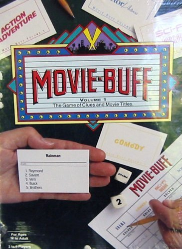 Movie Buff Game Volume 1