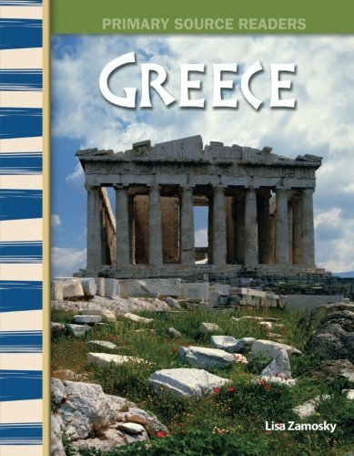 Greece: World Cultures Through Time (Primary Source Readers) (Teacher Material Resource Book)