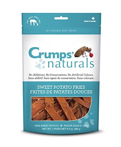 Crumps' Naturals Sweet Potato Fries (1 Pack), 135G/4.8 Oz