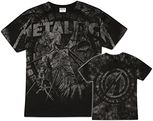 Men's Metallica Stoned Justice T-Shirt - S to XXL