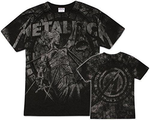Men's Metallica Stoned Justice T-Shirt - S to XXL