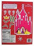 2018 Disney Princess Milk Chocolate Christmas Advent Countdown Calendar, 1.76 oz