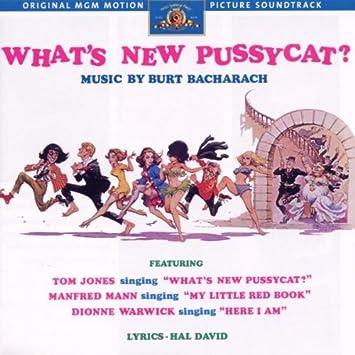 Burt Bacharach, Burt Bacharach - What's New Pussycat? (1965 Film ...