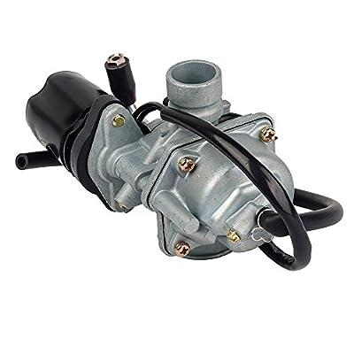 HIFROM(TM Replace Carburetor Carb FITS Polaris Sportsman 90 2001 02 03 04 05 06 (2001-2006) ATV Manual Choke: Garden & Outdoor