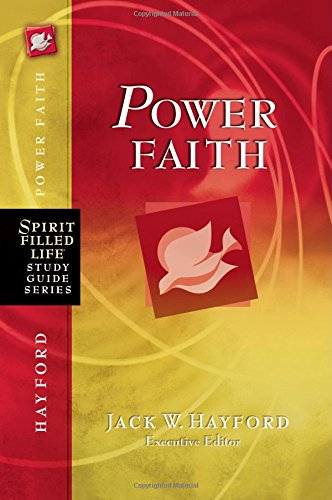 Power Faith Balancing Words Spirit Filled