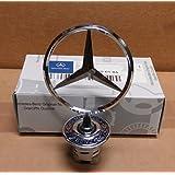 Mercedes-Benz S E C CLK Class GENUINE Hood Star Emblem NEW !!!!