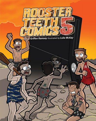 Rooster Teeth Comics Year Five (Rooster Teeth Comics, Volume Five)