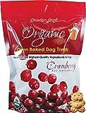 Organic Baked Dog Treats – Cranberry – 14oz