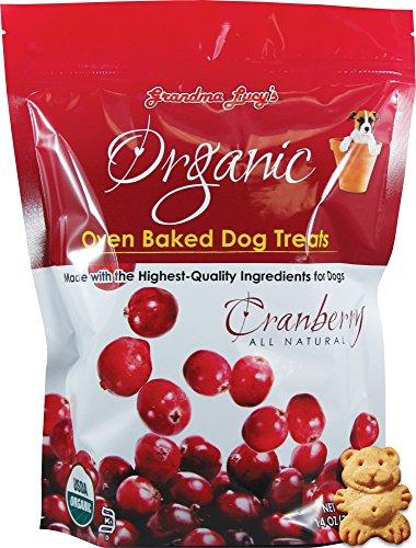 Organic Baked Dog Treats - Cranberry - 14oz ()
