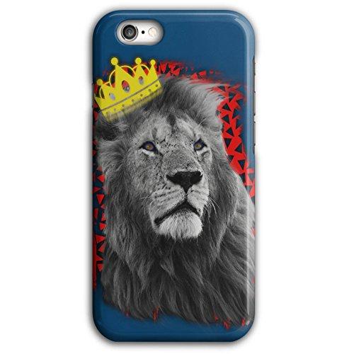 Natures Majestic Crown (Royal Lion Kingdom Cat Crown iPhone 6 Plus / 6S Plus Case | Wellcoda)